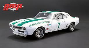 Greenlight #GMP18909 1/18 1967 Chevy TransAm Camaro Z/28