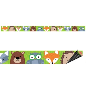 CTP 8397 WOODLAND FRIENDS MAGNETIC STRIP