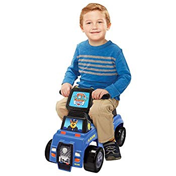 PAW PATROL SCOOT'N RIDE WITH SOUND