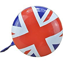 KIDDIMOT UNION JACK BELL