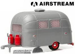Greenlight #29857 1/64 Airstream 16' Bambi Sport