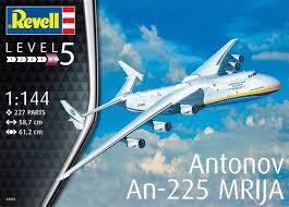 Revell #04958 1/144 Antonov AN-225 MRIJA