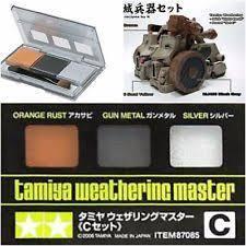 Tamiya #87085 Weathering Master Set C