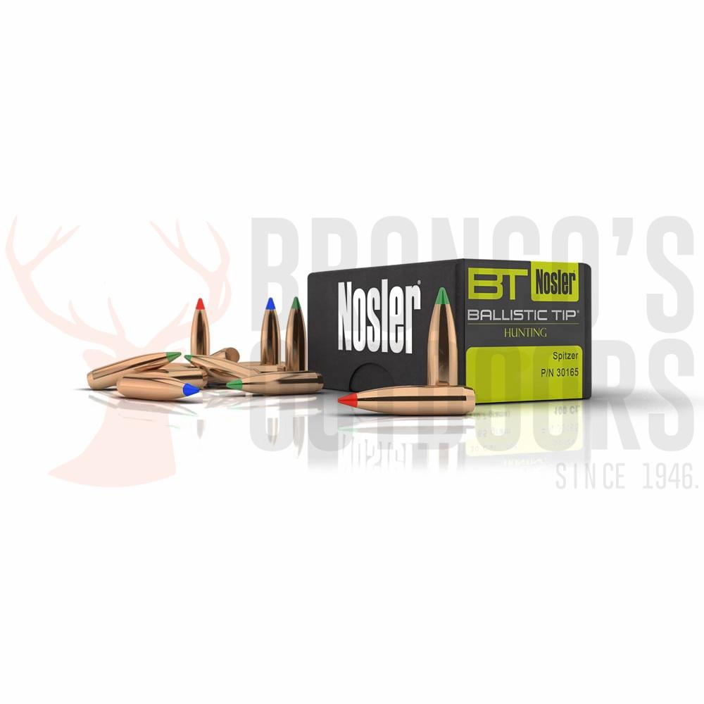 Nosler Ballistic Tip Hunting Projectiles