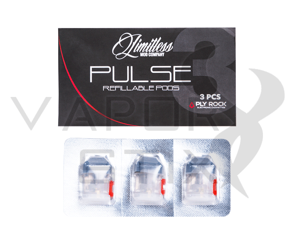 Limitless Pulse Pods
