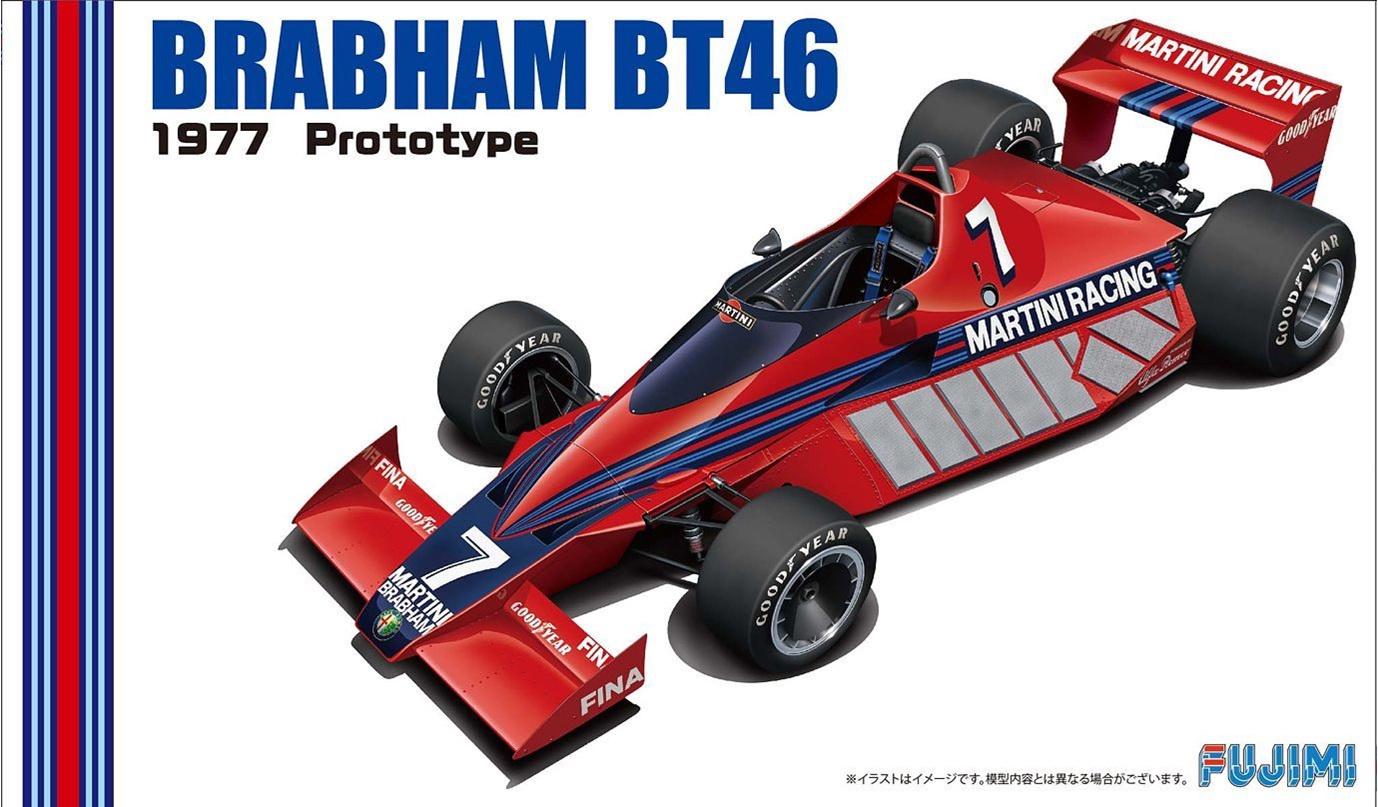 Fujimi #091853 1/20 Brabham BT46 1977 Prototype