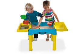 SAND & WATER TABLE W/ACCESS