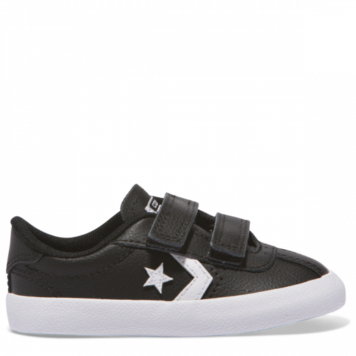 Converse Inf Breakpoint 2V Lthr Low Black