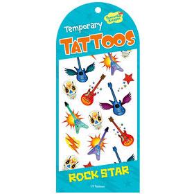 ROCK STAR TATTOOS