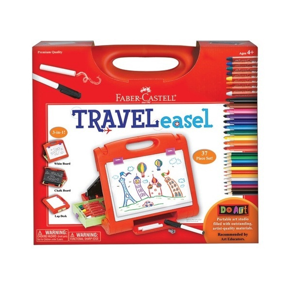 X FC 14574 DO ART TRAVEL EASEL