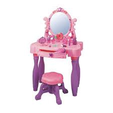 LIGHT & MUSIC BEAUTY VANITY TABLE