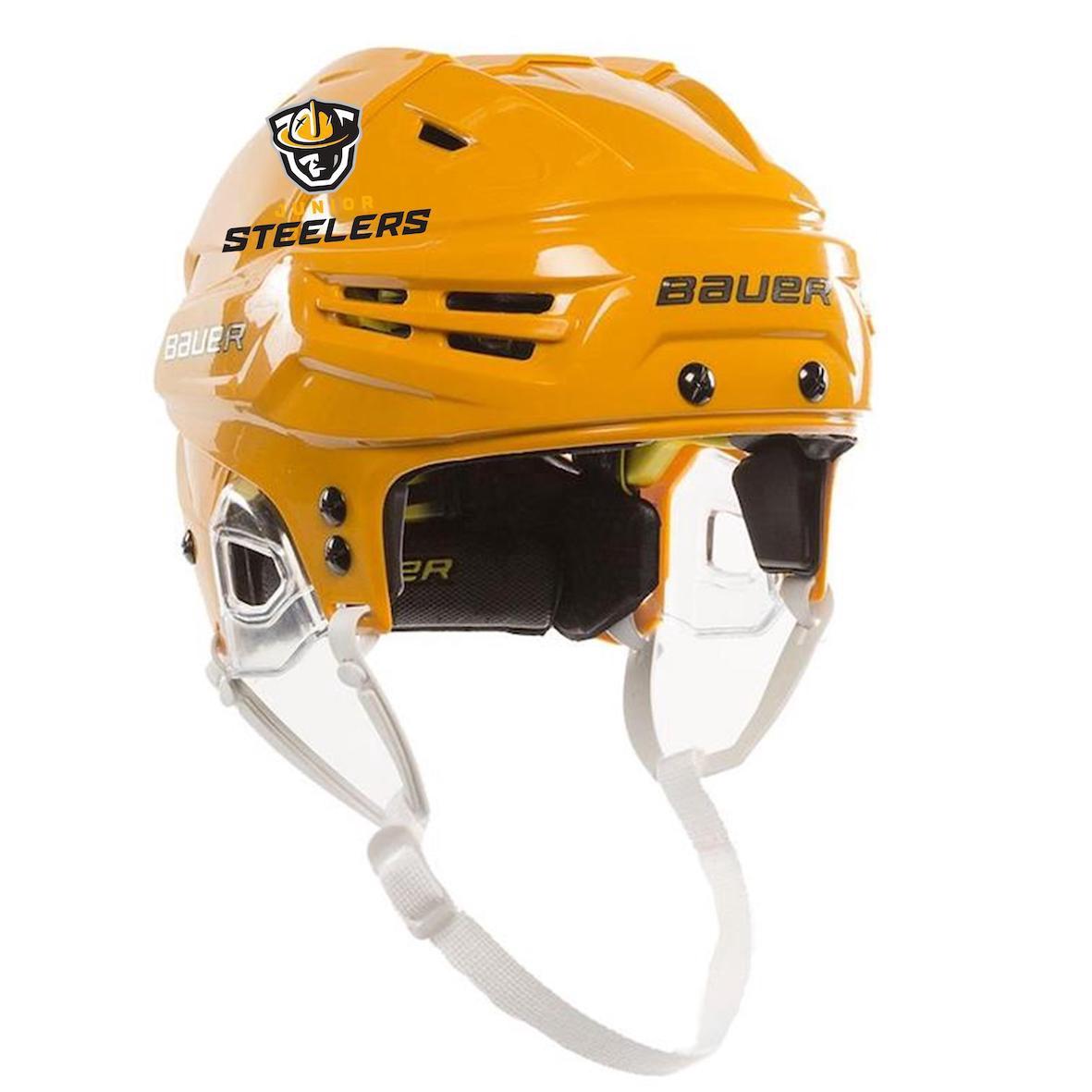 Bauer Reakt Helmet-Gold