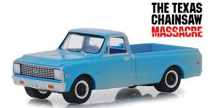 Greenlight #44820-B 1/64 1971 Chevrolet C-10