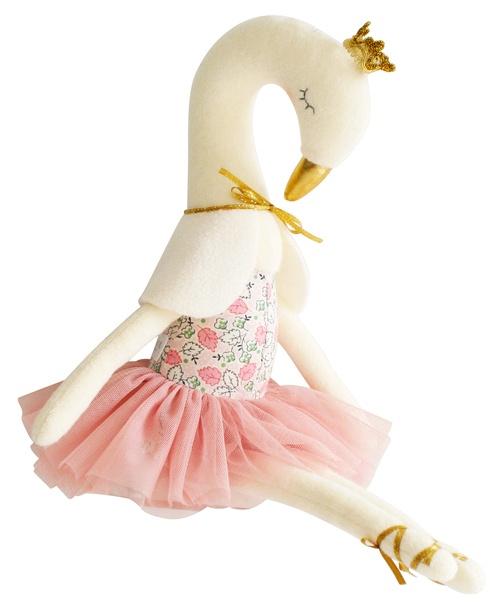 Alimrose Swan Ballerina Blush