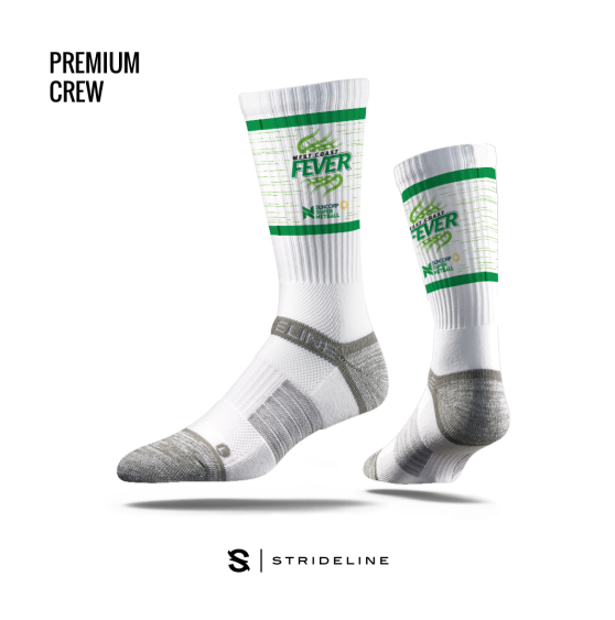West Coast Fever Premium Crew Sock