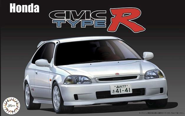 Fujimi #039879 1/24 Honda Civic Type R (EK9)