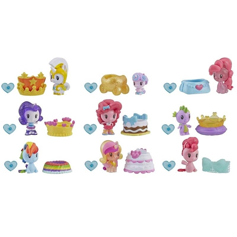 MLP CUTIE MARK CREW MYSTERY BOX S3