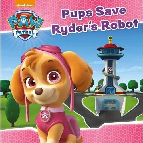 PAW PATROL PUPS SAVE RYDERS ROBOT (PB)