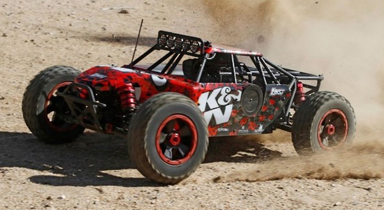 Losi # LOS05010 1/5 K&N DBXL 4WD BUGGY Gas RTR