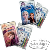 FROZEN 2 GRAB N GO PLAY PACK