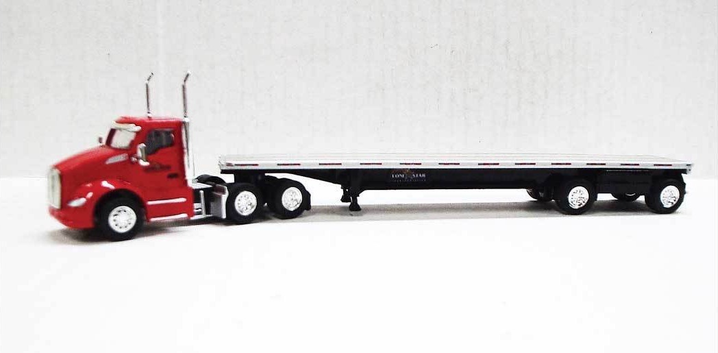 Trucks 'N' Stuff #734-TNS060 HO Scale Kenworth T680