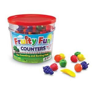 FRUITY FUN COUNTERS SET OF 108