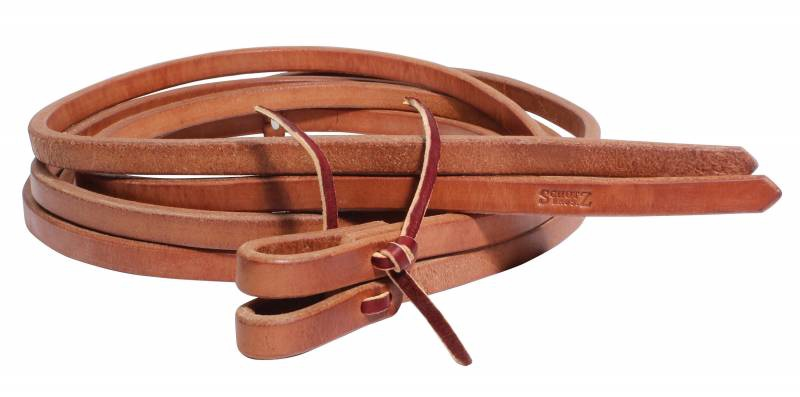 Schultz Brothers Extra Heavy Harness Leather Reins
