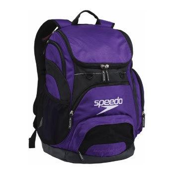 35L USA Teamster Backpack Speedo Purple