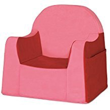 LITTLE READER CHAIR RED