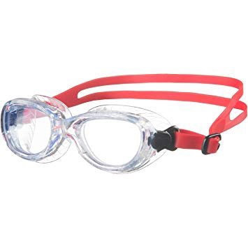 Futura Classic Junior Goggles Lava Red/Clear