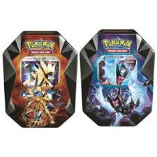 POKEMON NECROZMA PRISM TIN