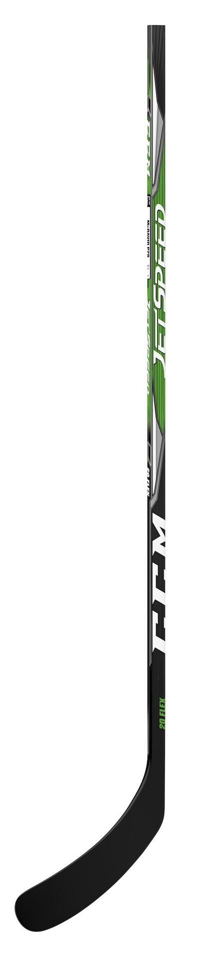 CCM Jetspeed Youth Hockey Stick-40 Flex