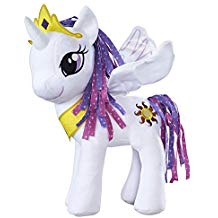 MY LITTLE PONY PRINCESS CELESTIA 12 INCH PLUSH - FLUTTERING WINGS