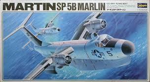 Hasegawa #K0092000 1/72 Martin SP-5B Marlin