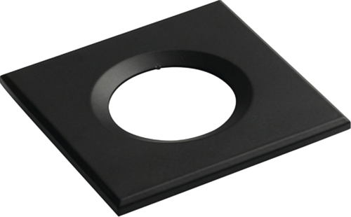 Square Black Bezel for VFRCOB Downlights