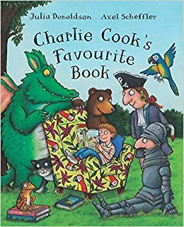 CHARLIE COOK'S FAVOURITE BOOK (PB)