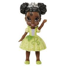 DISNEY PRINCESS MINI TODDLER TIANA
