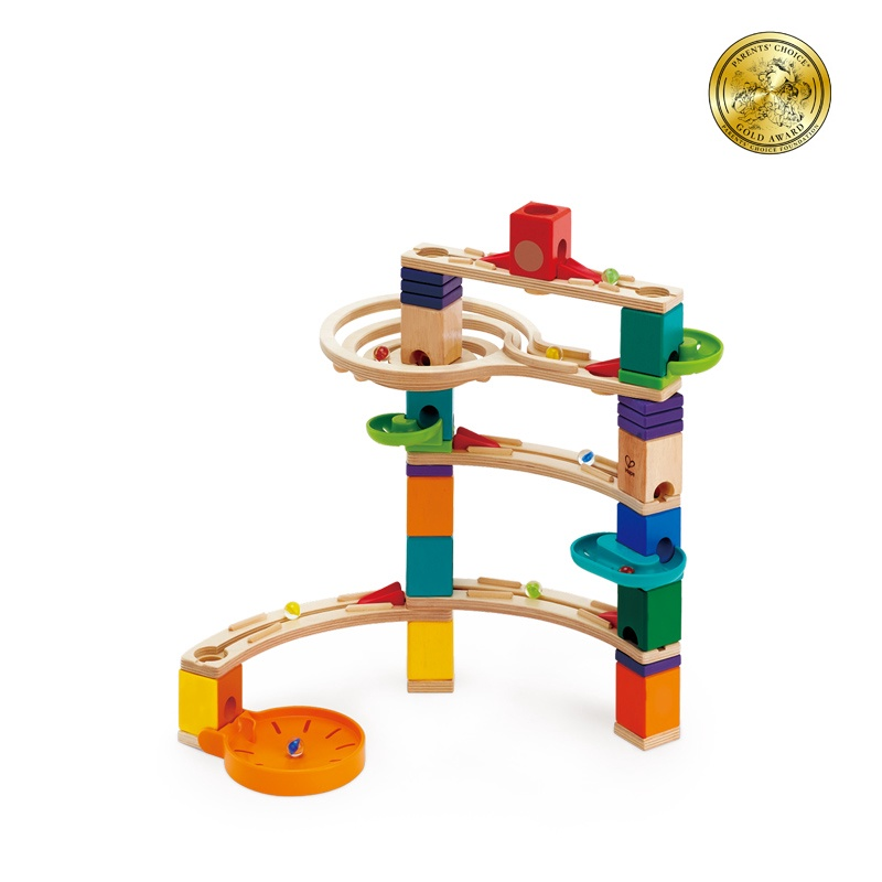 QUADRILLA CLIFFHANGER MARBLE RUN CONSTRUCTION