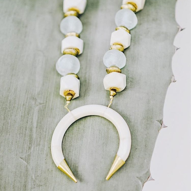 Aspen Necklace | Mint