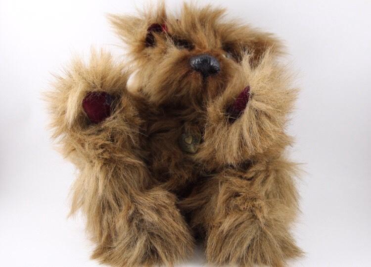"""Handmade Teddybear """"Rosalea"""""""