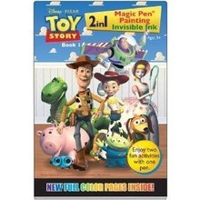 TOY STORY INVISIBLE INK BOOK