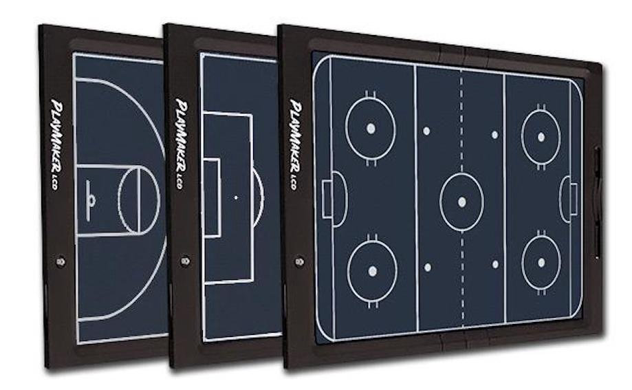 Playmaker LCD Coaching Board-Hockey