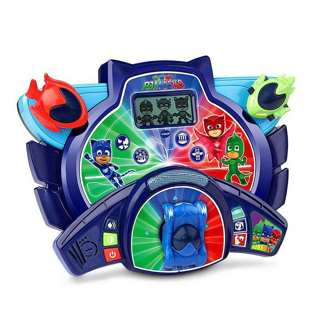 PJ MASKS SUPER LEARING HEADQUARTERS