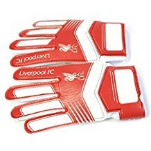 LIVERPOOL GOALIE GLOVES YOUTH