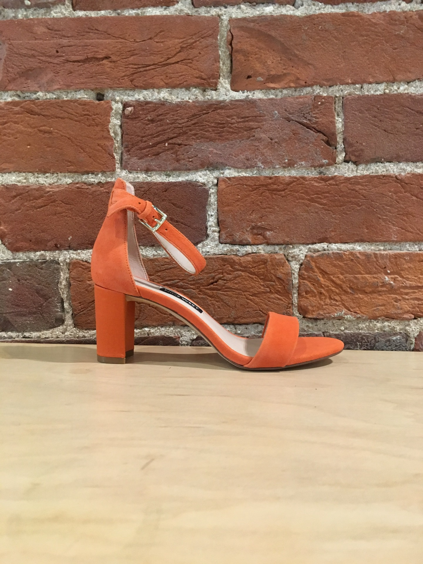 NINE WEST - PRUCE IN ORANGE