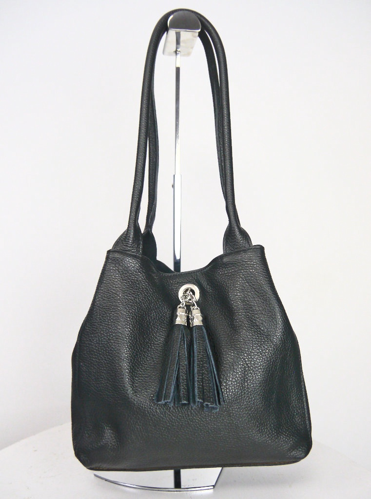 Reversible Leather Bag