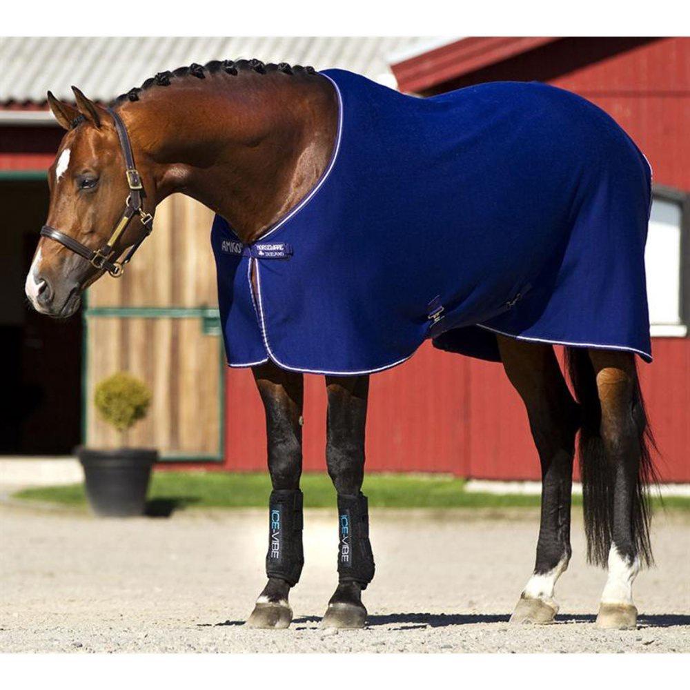 Horseware Amigo Jersey Cooler | Atlantic Blue