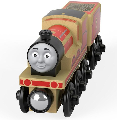 THOMAS & FRIENDS WOODEN JAMES