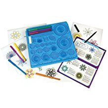 SPIROGRAPH 30+ PIECES DRAWING SET