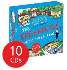 THE TREEHOUSE AUDIO COLLECTION (10 CDS)